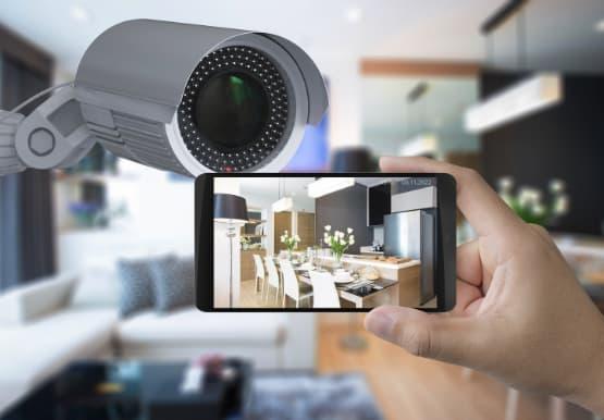 Ofertas de cámaras de videovigilancia en casa